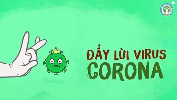 """Au Vietnam, une chanson """"incroyablement entrainante"""" contre le coronavirus hinh anh 1"""