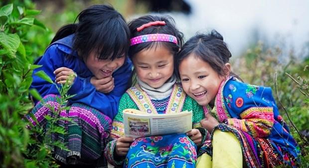 Le Vietnam dans le top 3 regional pour la position des filles en 2020 hinh anh 1