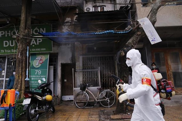 Le Vietnam confirme le 18e cas d'infection au COVID-19 hinh anh 1