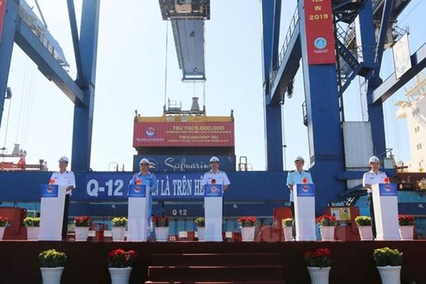 Tan Cang Saigon, leader du secteur portuaire au Vietnam hinh anh 1