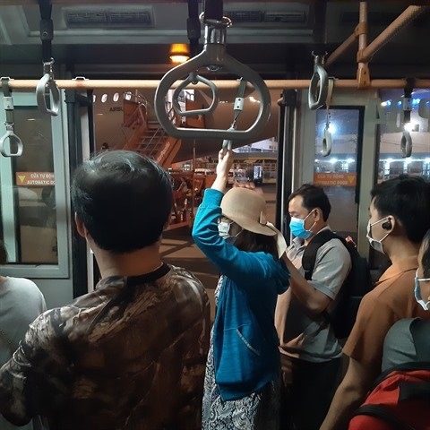 COVID-19 : modeles de confinement a Ho Chi Minh-Ville hinh anh 1