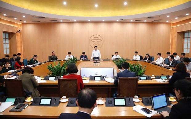 COVID-19 : Hanoi activera son GPS de controle hinh anh 1