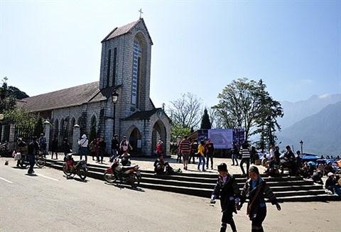 Lao Cai: COVID-19 : Sa Pa suspend l'accueil des touristes hinh anh 1