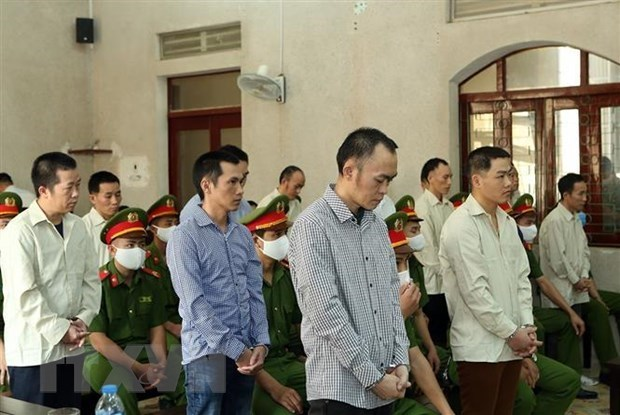 Dien Bien : 14 personnes emprisonnees pour actes subversifs contre l'administration populaire hinh anh 1
