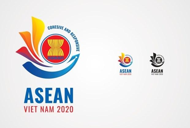 16 oeuvres primees au concours d'affiches sur l'Annee de la presidence vietnamienne de l'Asean 2020 hinh anh 1