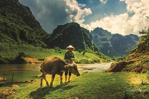 Les paysages exceptionnels de Quang Binh hinh anh 1