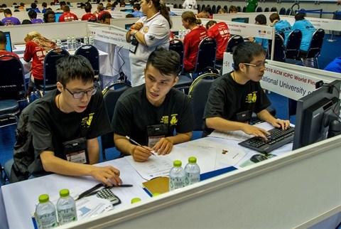 Le forum VNOI, berceau des passionnes d'informatique hinh anh 1