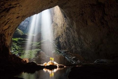  Decouverte de douze grottes a Quang Binh hinh anh 1