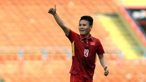 L'attaquant Quang Hai participera a la campagne contre le COVID-19 de l'AFC hinh anh 1