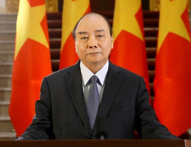 COVID-19 : lettre du PM Nguyen Xuan Phuc a la communaute vietnamienne a l'etranger hinh anh 1