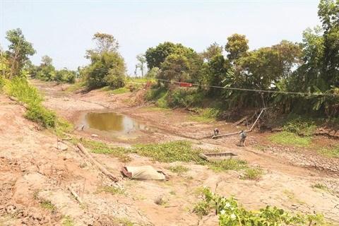 Relever les defis de l'eau, une priorite nationale hinh anh 1