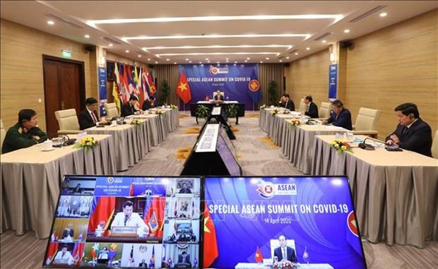 Le role du Vietnam dans l'organisation des Sommets speciaux de l'ASEAN et de l'ASEAN+3 apprecie hinh anh 1