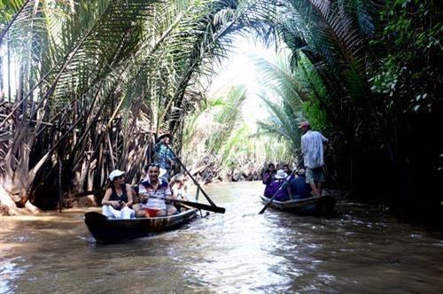 La province de Ben Tre developpe une destination de tourisme rural hinh anh 1