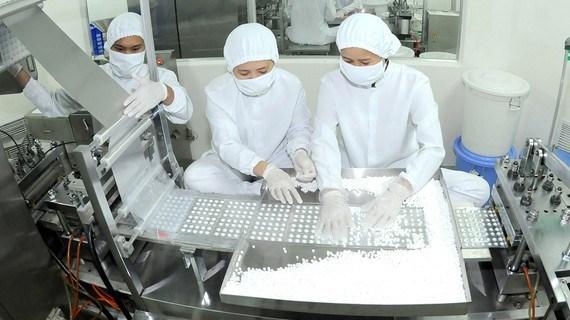 La croissance du Vietnam en baisse au premier trimestre, mais... hinh anh 1