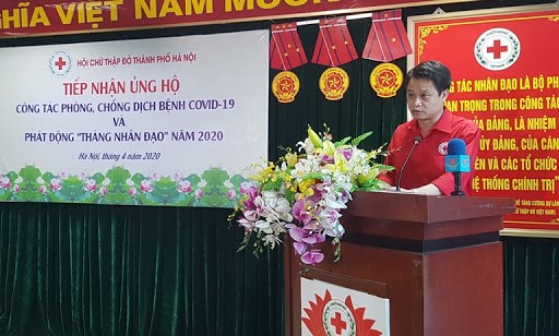 Hanoi: lancement du Mois humanitaire 2020 hinh anh 1