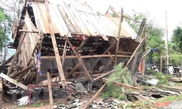 Les pluies torrentielles font des morts et des blesses dans les provinces du nord hinh anh 1