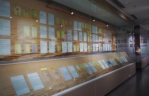 Une galerie d'archives precieuses sur la souverainete a Da Nang hinh anh 1