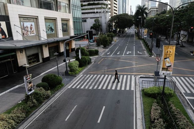 Les Philippines assouplissent les restrictions economiques a Manille hinh anh 1