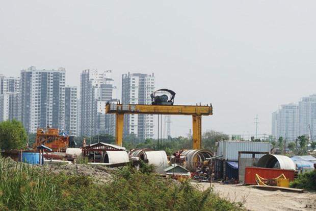 78 millions de dollars de plus investis au projet d'assainissement de l'environnement de HCM-Ville hinh anh 1