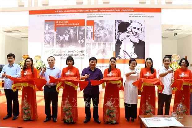 Activites en l'honneur du 130e anniversaire de la naissance du President Ho Chi Minh hinh anh 1