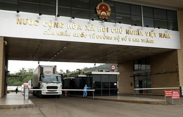 Le Vietnam et la Chine s'efforcent de stimuler le commerce agricole hinh anh 1