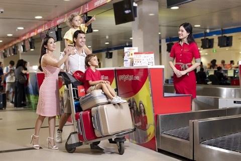 Vietjet propose des billets a partir de seulement 1.600 dongs hinh anh 1