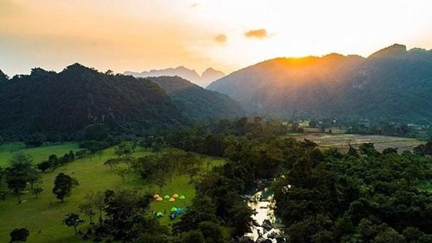 Quang Binh coopere avec Hanoi et Da Nang pour stimuler le tourisme interieur hinh anh 1