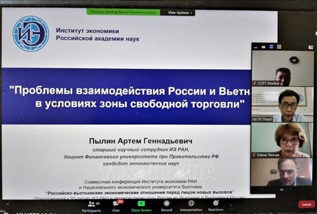 Seminaire sur les relations economiques Vietnam - Russie devant de nouveaux defis hinh anh 1