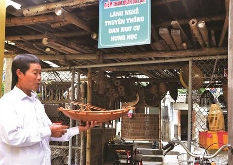 Quang Ninh: Hung Hoc sauvegarde la production de bateaux de peche hinh anh 1