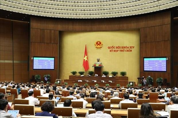 9e session de l'AN: approbation de la resolution sur le programme de supervision de l'AN en 2021 hinh anh 1