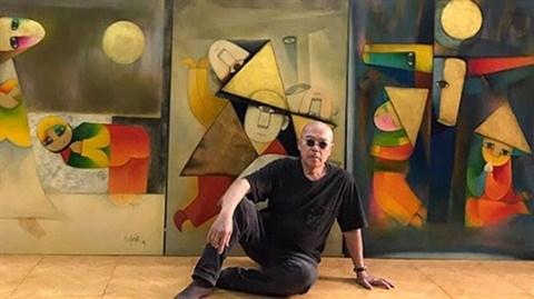 18 peintres vietnamiens ayant les tableaux les plus vendus hinh anh 1