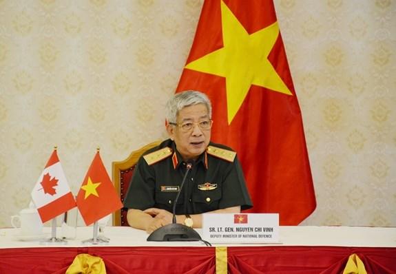 Promouvoir la cooperation en matiere de defense entre le Vietnam, le Canada et l'Australie hinh anh 1