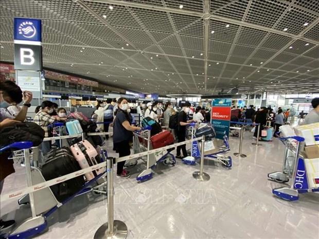 Vietnam-Japon : assouplir progressivement les restrictions de voyage entre les deux pays hinh anh 1