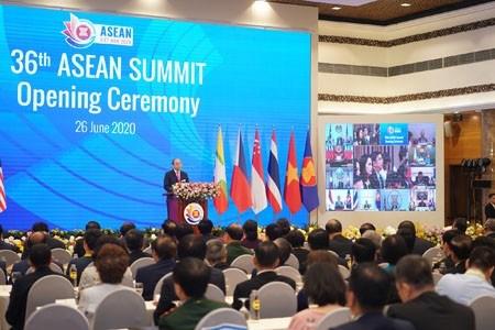 Le 36e sommet de l'ASEAN et le prestige croissant du Vietnam hinh anh 1