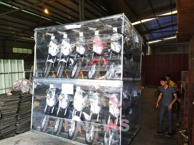 PEGA Vietnam exporte des motos electriques pour pres de 3 millions d'USD a Cuba hinh anh 1