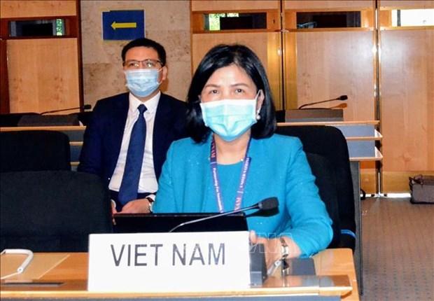 Le Vietnam participe activement a la 44e reunion du Conseil des droits de l'homme des Nations Unies hinh anh 1