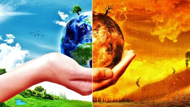 Le Vietnam resiste au changement climatique hinh anh 1