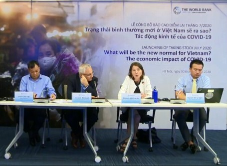 BM: le Vietnam sera le 5e pays en termes de croissance economique cette annee hinh anh 1