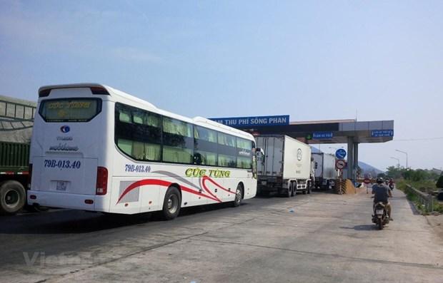Le ministere des Transports propose d'augmenter les frais de peage BOT hinh anh 1