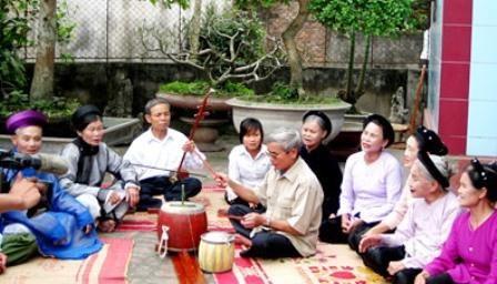 Le ca tru de Hung Yen hinh anh 1