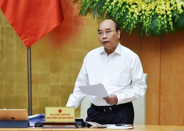 COVID-19: Message de Nguyen Xuan Phuc au personnel medical hinh anh 1