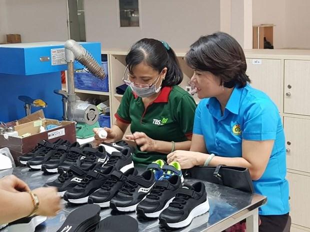 L'EVFTA, un moteur pour la croissance de l'industrie nationale du cuir et de la chaussure hinh anh 1