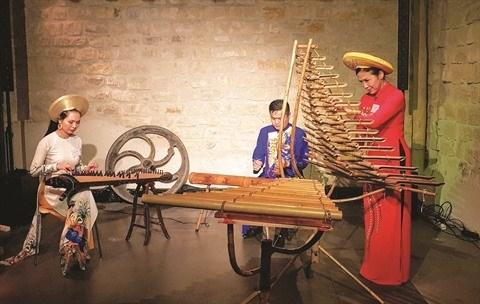 Les jeunes, nouveau public cible de la musique folklorique hinh anh 1