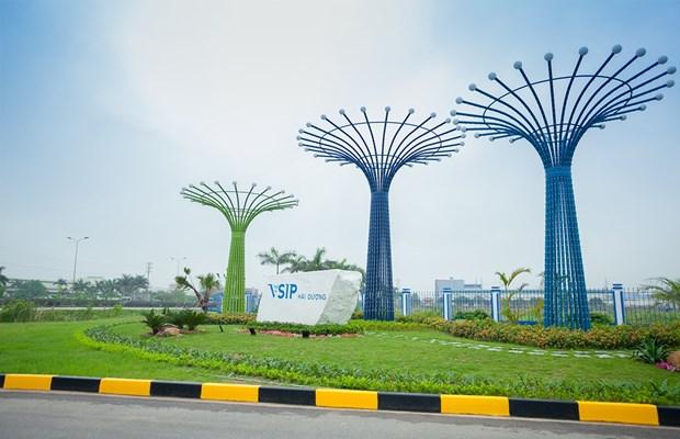 Immobilier industriel: Empreintes d'investissement de Singapour hinh anh 1