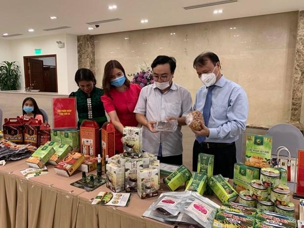 Favoriser et stimuler le developpement du commerce dans les regions montagneuses hinh anh 1
