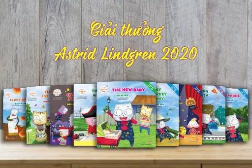 Lancement de la collection de livres d'images de la laureate du prix Astrid Lindgren 2020 hinh anh 1