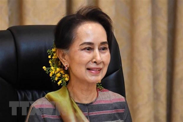 La conference de paix de Panglong se termine par la signature de la 3e partie de l'accord d'union hinh anh 1