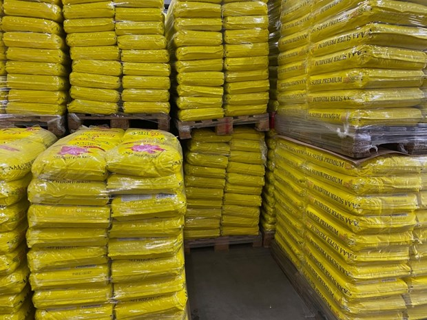 Le riz vietnamien renforce sa presence sur le marche suedois hinh anh 1