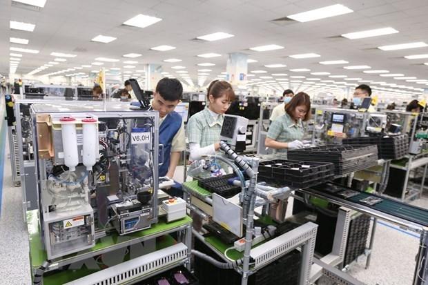 Les IDE apportent une contribution importante au developpement economique du Vietnam hinh anh 1