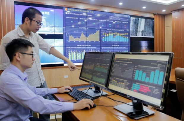 Phu Tho lance un centre operationnel intelligent hinh anh 1